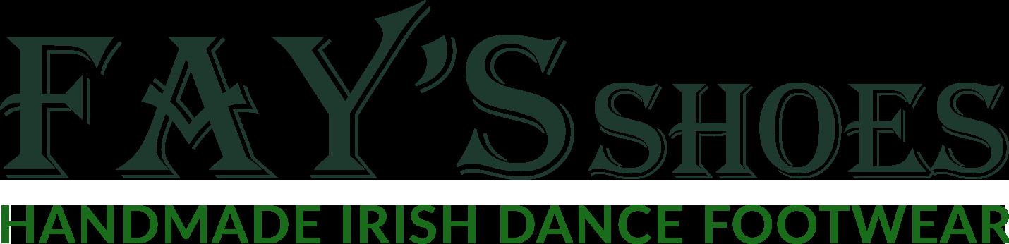 Fays Irish Dancing Shoes